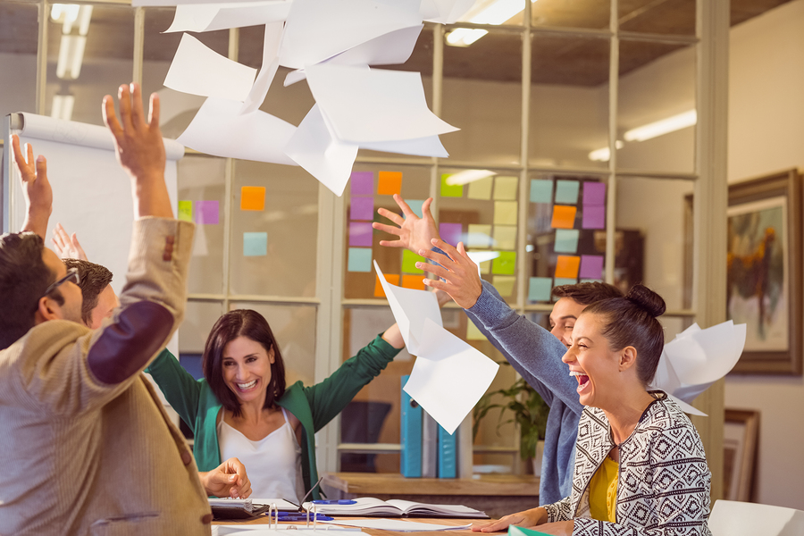 How Making Employees Happy Pays Off